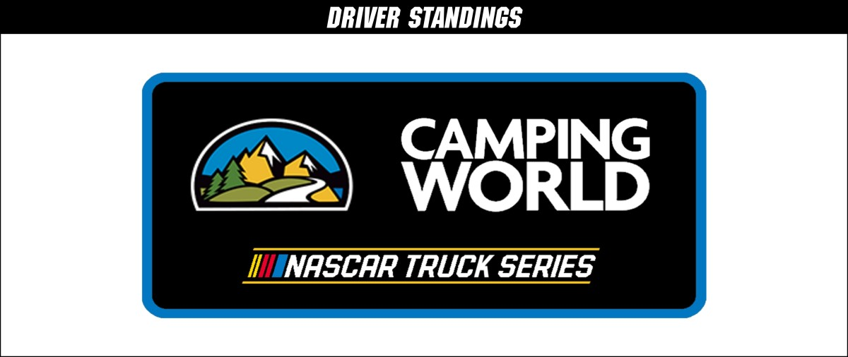 2017 Nascar Camping World Truck Series Standings Diecast